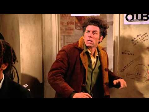 Best Gambling Excitement on TV - Seinfeld, Kramer