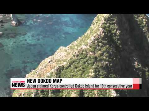 New map shows Japan recognized Dokdo Island as Korean territory after WWII   &qu
