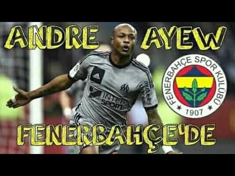 Andre Ayew skills | Fenerbahce'ye Hosgeldin?