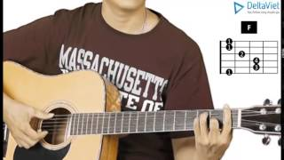 Sách tự học Guitar Đệm Hát (Lê Vũ Acoustic) - Bài 05 - Luyện giọng cơ bản