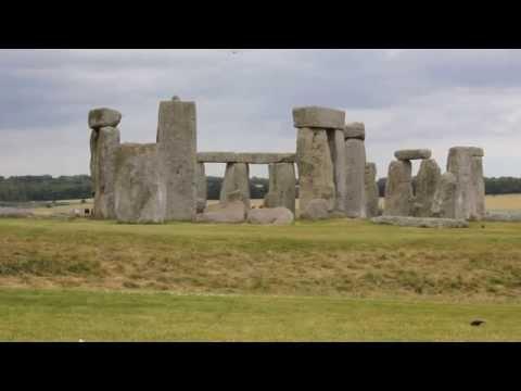 Stonehenge Prehistoric Monument. Wiltshire 1080p  HD
