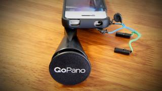 hak5 record video in 360 degrees with an iphone case go pano micro from ces 2012