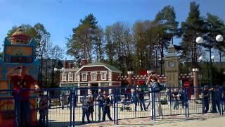 Харьков, парк Горького аттракцион