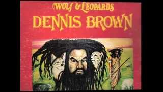 Dennis Brown ‎–  Wolf & Leopards  ( full album)  Weed Beat records 1977 Classic Roots