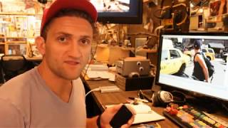 bike messenger/taxi driver altercation by Casey Neistat