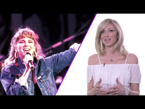 Debbie Gibson: Life in the 80s vs Life Today