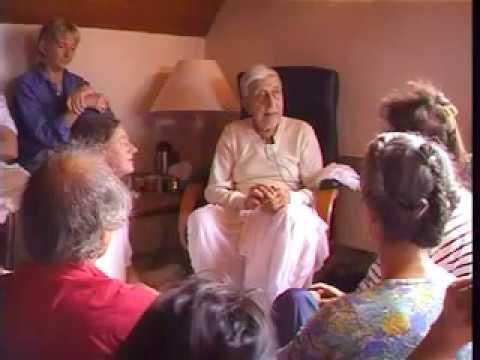 Satsang with Ranjit Maharaj - Brittany, France - June 1st, 1998