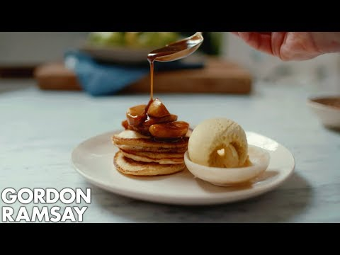 Gordon Ramsay's Quick And Delicious Pancakes