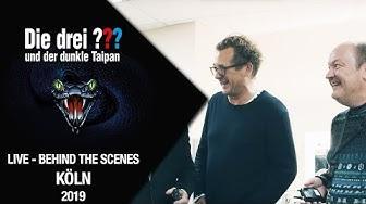 Die drei ??? Live - Behind The Scenes | Köln 2019