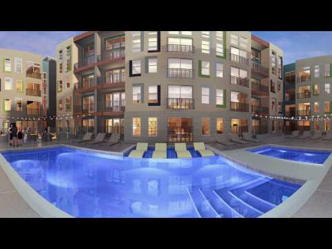 Brand New Apartments in Denver | Modera Observatory Park | A Study in Modern Living