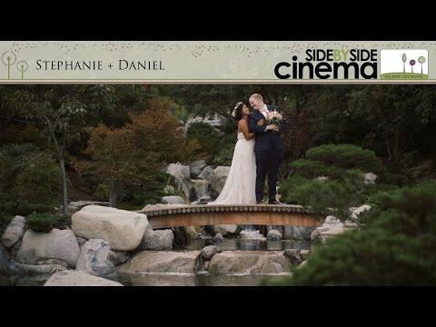 Stephanie + Daniel - Japanese Friendship Gardens