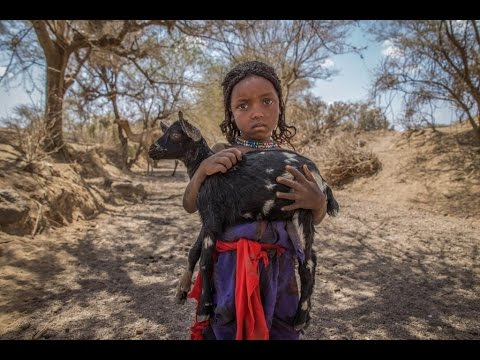 In Ethiopia and worldwide, children bear the brunt of climate change