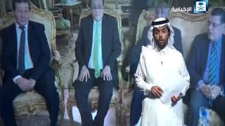 لقاء حفتر والسراج في القاهرة