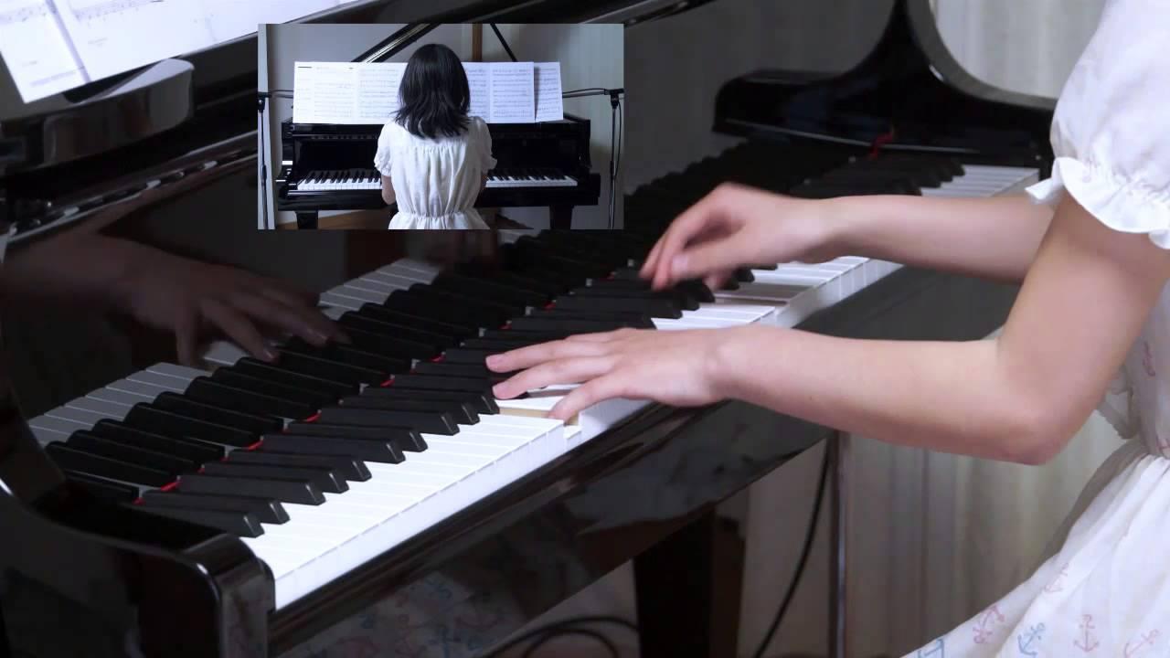 Butterfly ピアノ / 木村カエラ 『もてもてナインティナイン』挿入歌