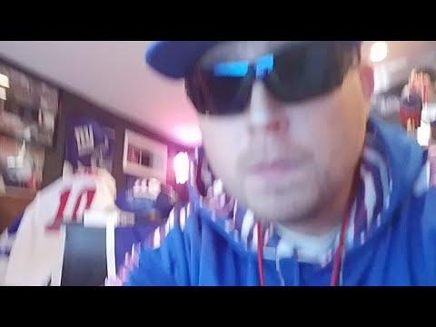 New York Giants @ Philadelphia Eagles LIVE REACTION