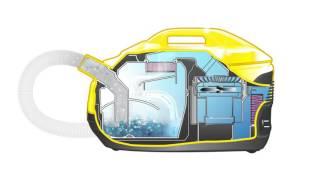 Máy hút bụi công nghệ bộ lọc nước Karcher DS 5.800