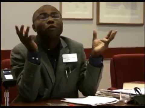 Dieu et l'Afrique: partie des Questions