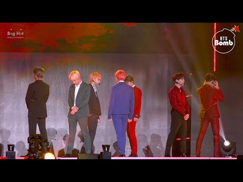 [BANGTAN BOMB] 'IDOL' Special Stage (BTS focus) @​2018 SOBA