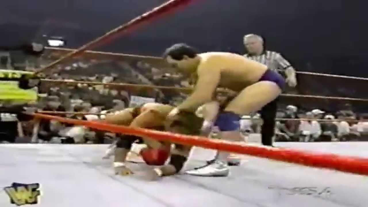 Bobby Fulton vs. Tommy Rogers