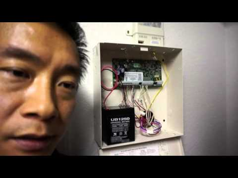 DSC Home Security System Battery Diagnosis & Replacement