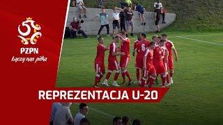 U-20: Skrót meczu Szwajcaria - Polska