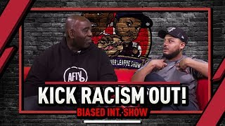 Time To Really Kick Racism Out Of Football | Biased International Show