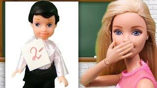 Получил двойку на каникулах Мультики с куклами для девочек. Барби про Школу