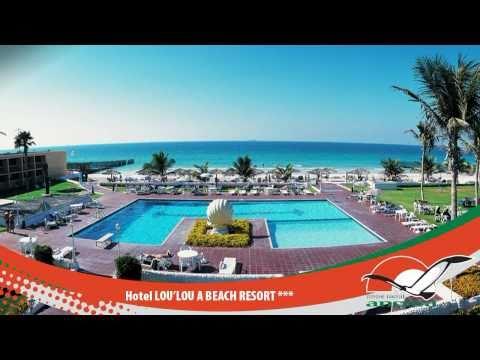 Hotel LOU'LOU A BEACH RESORT - SHARJAH - UNITED ARAB EMIRATES