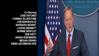 Sean Spicer's Hitler Comments as HBO's Veep Credits thumbnail
