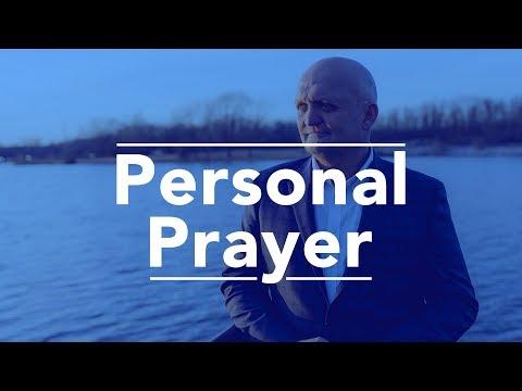 Personal Prayer - Bruce Downes The Catholic Guy