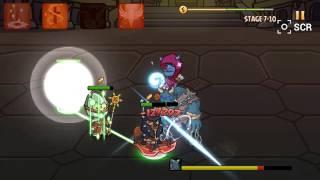 Pocket Heroes - Final Boss - S Rank
