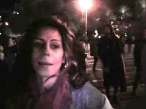 21.12.2013 Kikar Rabin Demonstration for change of Cannabis Status, Lee Perry