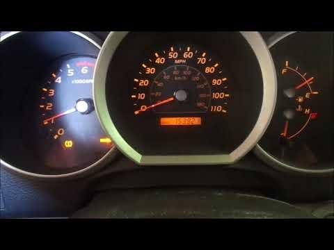 Reiniciar Luz De Mantenimiento Aceite Motor Toyota