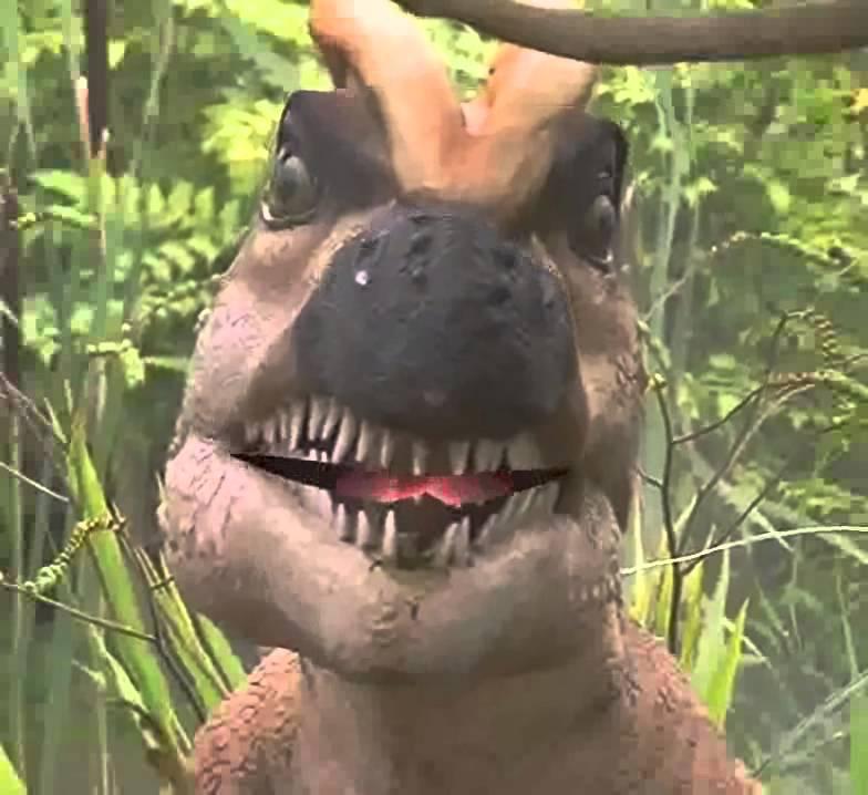 Danny The Dinosaur Sings Happy Birthday Funny