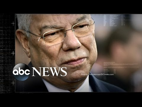 Colin Powell Blasts Donald Trump in Hacked Emails