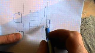 Как сделать байпас не переваривая стояк(В этом видео я расскажу как сделать заужение трубы если нет возможность переварить стояк., 2014-09-25T07:22:08.000Z)