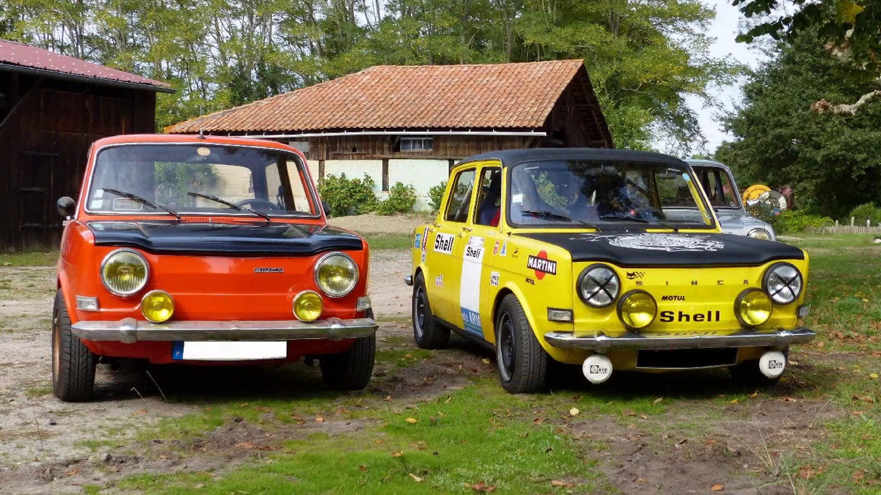 simca 1000 simca 1000 rallye youtube. Black Bedroom Furniture Sets. Home Design Ideas