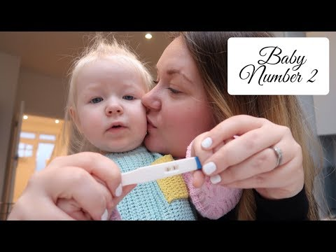 Baby No 2 || BFP || 11 DPo || Live Pregnancy Test