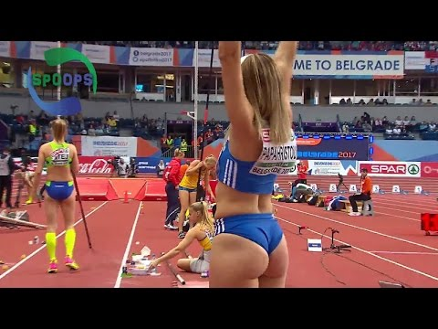 Belgrade 2017 - Women Triple Jump Compilation