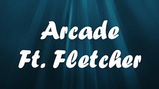 Duncan Laurence Ft Fletcher Arcade Lyrics - mp3 مزماركو تحميل اغانى