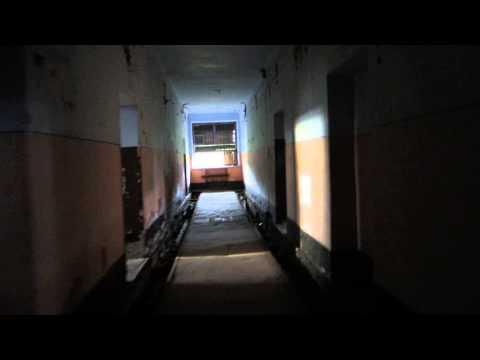 Здание тюрьмы на Большом Соловецком острове