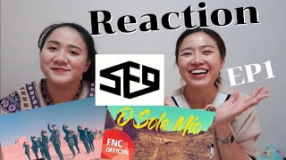 Reaction SF9 (에스에프나인)  all music videos ep1 หล่อไม่ไหว หล่อจ…