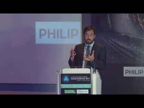 Minister for Housing, Planning & Local Government Eoghan Murphy's Speech at CIF Conference 2017