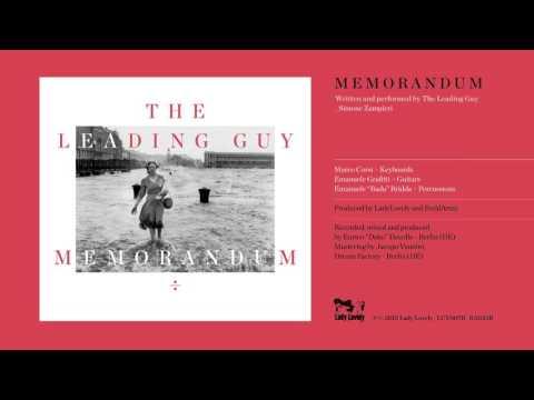 The Leading Guy - Memorandum