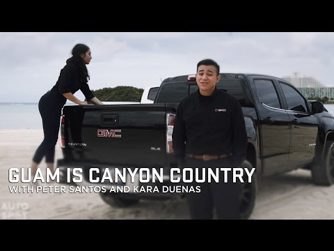 AutoSpot | Guam is Canyon Country
