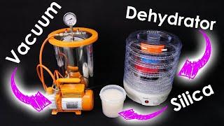 Vacuum VS Dehydrator! What's t…