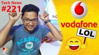 Tech News of The Day #221 - Vodafone 348,Nokia 8,ASUS ZenFone 4,LG V30,Redmi Note 5A,Eluga I2 Activ