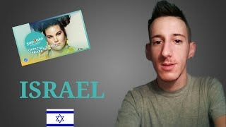 Netta - TOY - Eurovision 2018 Israel   Reaction