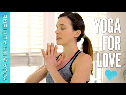 Heart-Opening Vinyasa Moves From Yoga With Adriene