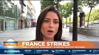 'Good Morning Europe' launches on Euronews